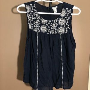 Beautiful Embroided Top
